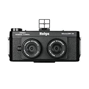 Holga 195120 120Pc-3D Stereo Pinhole Camera