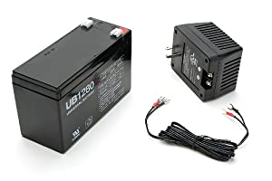 Sevylor Rechargeable 12V Battery by Sevylor