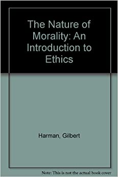 an introduction to the analysis of morality Keywords conversation analysis, family dinner interaction, intersubjectivity, italian data, language socialization, morality, sense of the other, siblings bergmann, jr (1998) introduction: morality in discourse research on gee, jp (1999) an introduction to discourse analysis: theory and method.