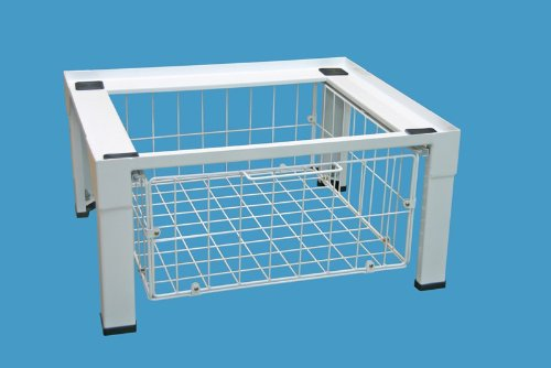 muncrut daniplus untergestell unterbausockel sockel podest f r waschmaschine trockner mit. Black Bedroom Furniture Sets. Home Design Ideas