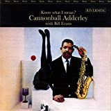 echange, troc Cannonball Adderley - Know What I Mean ?