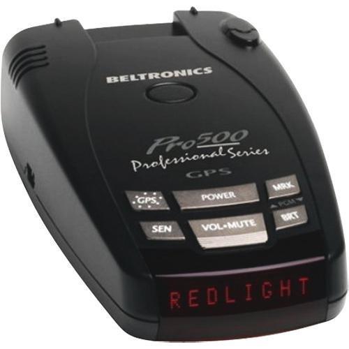 Beltronics Pro 500 Radar detector with GPS
