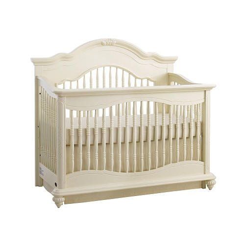 Baby Cache Chantal Lifetime Convertible Crib Linen front-557943