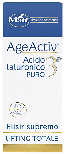 Matt AgeActiv Acido Ialuronico Puro 3P