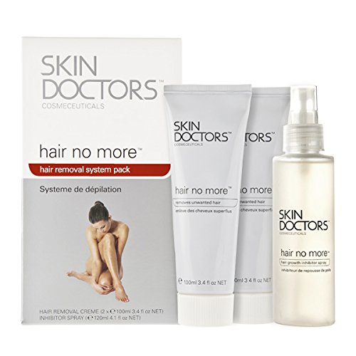 Skin Doctors 952003 Hair No More System Pack