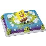 DecoPac SpongeBob SquarePants Lanchers Cake Deco Set