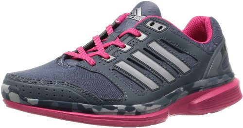 Adidas Performance Womens Epic Elite W Running Shoes D66836 Black I/Tech Grey/Vivid Berry 4 UK, 36.5 EU