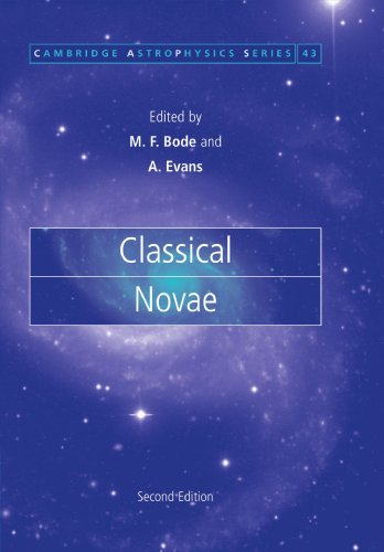 Classical Novae (Cambridge Astrophysics)