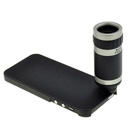 Universal Mobile Phone Telescope Powerful 8X Optical Zoom Telescope Lens