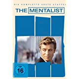 The Mentalist : L'int�grale de la saison 1 - Coffret 6 DVD [Import allemand]par Simon Baker