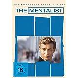 """The Mentalist - Die komplette erste Staffel (6 DVDs)von """"Simon Baker"""""""