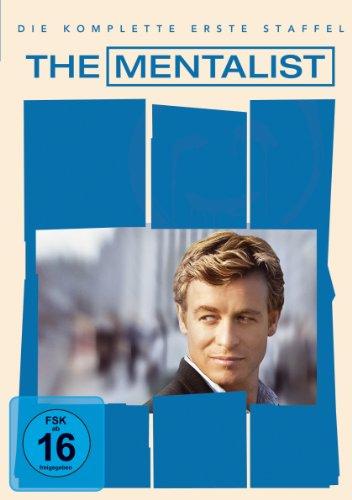 The Mentalist : L'intégrale de la saison 1 - Coffret 6 DVD [Import anglais]