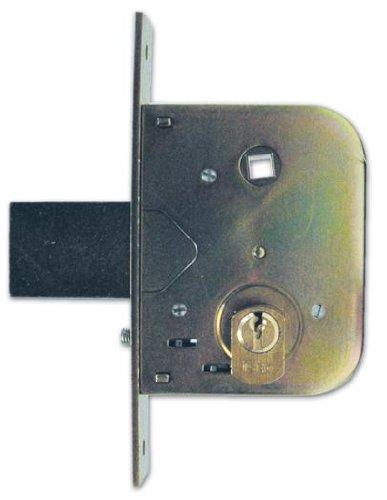 Serratura da Infilare Iseo Art. 600.450 Mis. 45 mm per Porte e cancelli in ferro