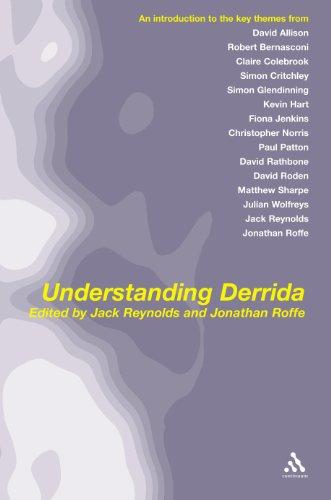 Understanding Derrida