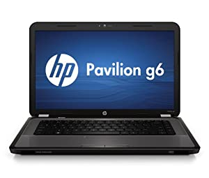 HP G6-1203ss - Ordenador portátil 15.6 pulgadas (core i5, 4 GB de RAM, 2.4 GHz, 750 GB, Windows 7 Home Premium) - Teclado QWERTY español