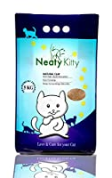 NeatyKitty - Premium Clumping Cat Litter 5 Kg