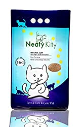 NeatyKitty - Premium Clumping Cat Litter 5 Kg (Including Shipping Cost)
