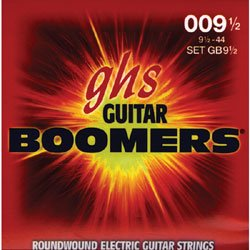GHS Strings Electric Guitar Boomer Set (9 1/2,