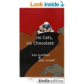No Cats, No Chocolate (No Cats, No Chocolate, and No Damned Recipes Book 2)