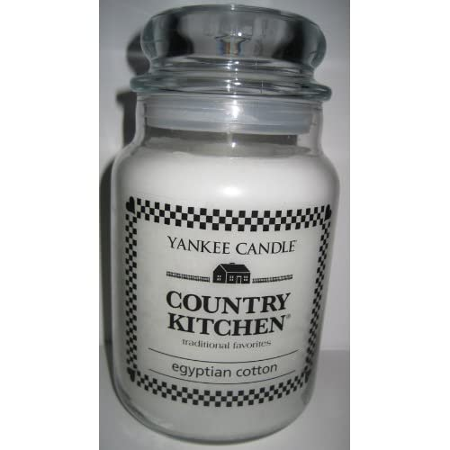 Yankee Candle 22 Oz Jar Egyptian Cotton