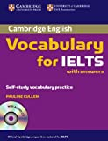 Cambridge Vocabulary for IELTS with Answers and Audio CD (Cambridge Exams Publishing)