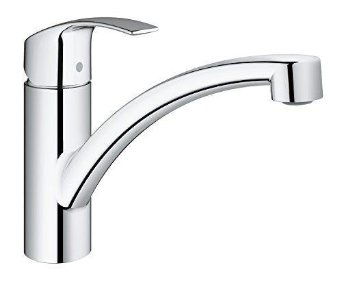 17bbe20f97d Deals For GROHE 3328120E Eurosmart Kitchen Tap - Kitchen Sink Taps Deals