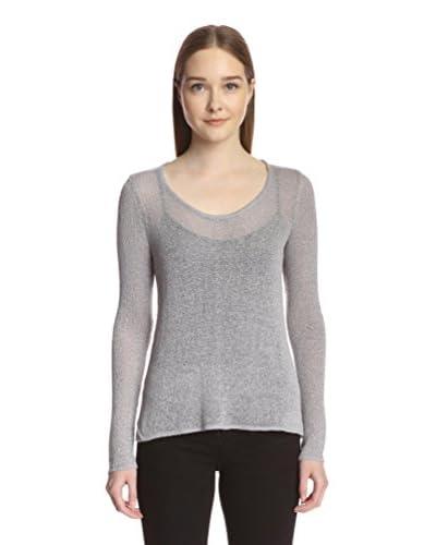 Acrobat Women's Textured Knit Pullover