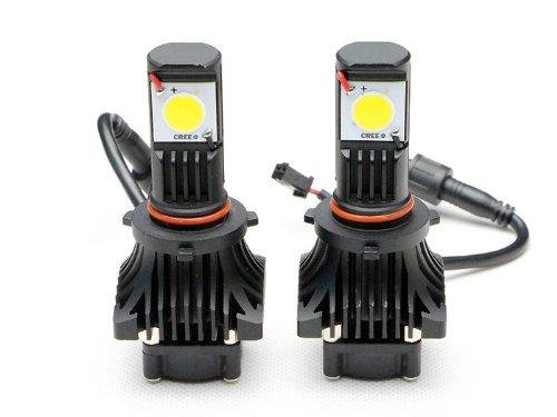 Newsun High Power 50W 9005 Hb3 Car Led Headlight / Fog Lamp Bulb Set With Driver, Cree Cxa1512 Chip, White Brightness 1800Lm