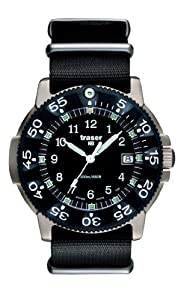 Traser Commander Military Titanium Watch P6506