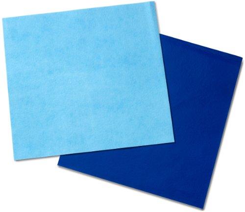 3k Das blaue Wunder A111131 Reinigungstücher CLASSIC, 2tlg. 33 x 37 cm
