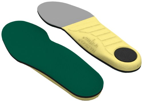 Spenco® PolySorb® Cross Trainer Insoles - #4 (M10-11 / W11-12)