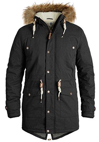 SOLID Dry - Giacca invernale da Uomo, taglia:M;colore:Black (9000)