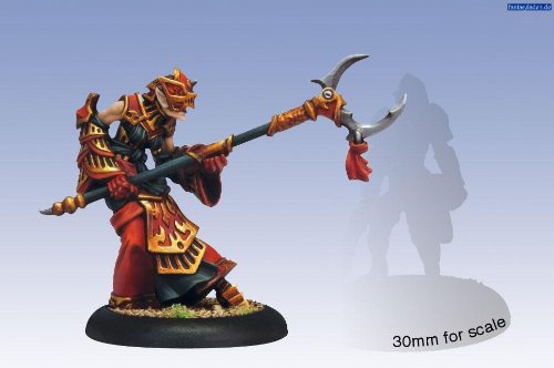 Privateer Press - Hordes - Skorne: Paingiver Task Master Model Kit