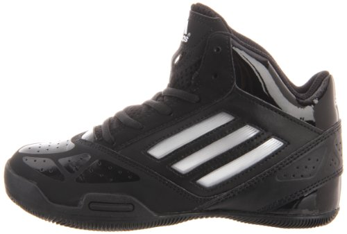 adidas Team Feather 3 CC K Basketball Sneaker (Toddler/Little Kid/Big Kid) adidas originals superstar stormtrooper cf c basketball shoe little kid