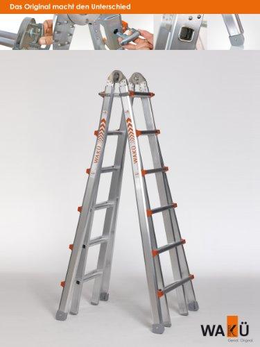 WAK-Teleskopleiter-185-m-640-m-hhenverstellbar-als-Anlegeleiter-Bockleiter-und-Treppenleiter