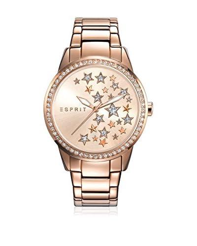 Esprit Reloj con movimiento japonés Woman Rosado 36 mm
