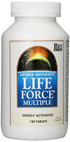 Source Naturals Life Force Multiple, 180 Tablets