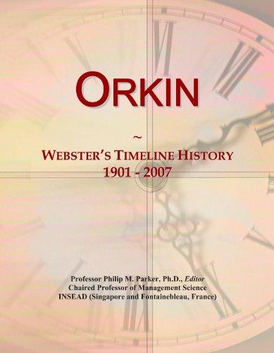 orkin-websters-timeline-history-1901-2007