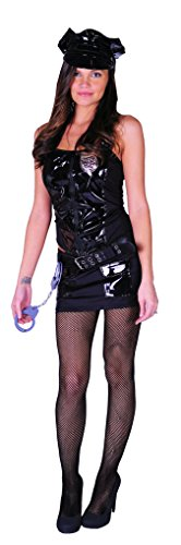 FunLeggings Sexy Police Officer Women's Costume