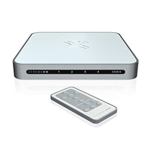 Xtremehd 4-PORT HDmi Switcher (Discontinued by Manufacturer)