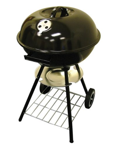 Benross GardenKraft 19700 17-inch Kettle Barbeque BBQ Grill