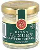 Clotted Cream 1oz - Free Shipping