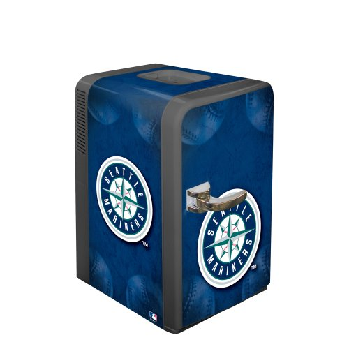 Mlb Seattle Mariners Portable Party Refrigerator front-72329