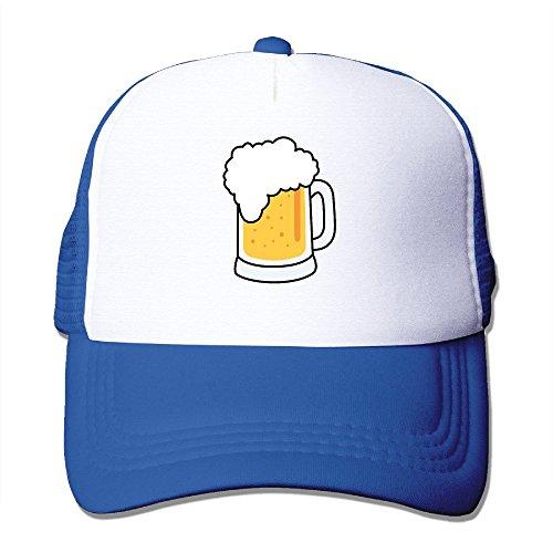 xssyz-i-love-beer-trucker-hat-mesh-cap-royalblue