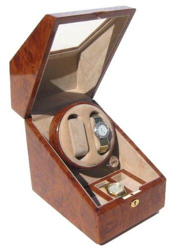 Watchwinderstore.com Double 2 Watches Watch Winder