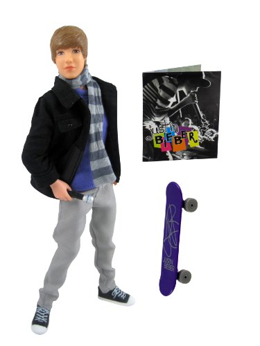 "The Bridge Direct Justin Bieber Singing Doll - ""One Time"""