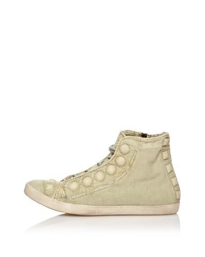 Fornarina Sneakers Apple Canvas [Kaki]