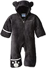 Columbia Foxy Baby II Bunting Combinaison Bébé Noir FR : 18 mois (Taille Fabricant : 18/24)