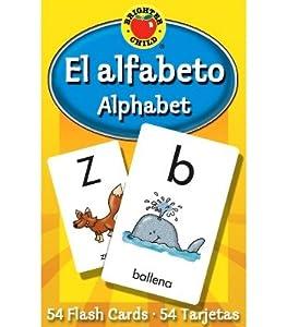 Amazon.com: El alfabeto Flash Cards: Office Products