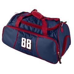 Nascar Dale Earnhardt Jr. Athletic Duffel Bag by Logo